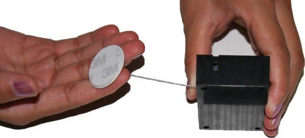Large Rectangular anti-theft device-88