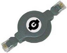 Retractable RJ45 Network Cable