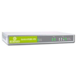 SYSWAN SW24VPN Enhanced Dual WAN Router with VPN