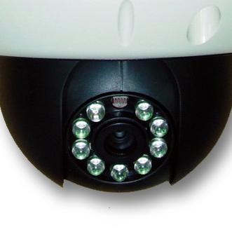 Veo Dome Camera - Lens